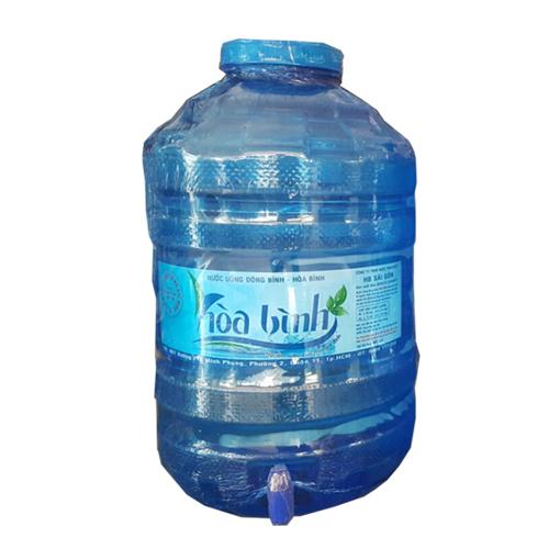 nước uống hòa bình