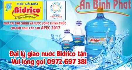 đại lý giao nước bidrico