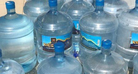nước uống bẩn