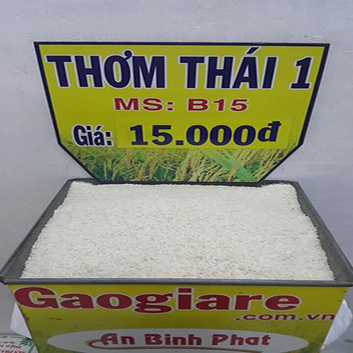 gạo thơm thái 1