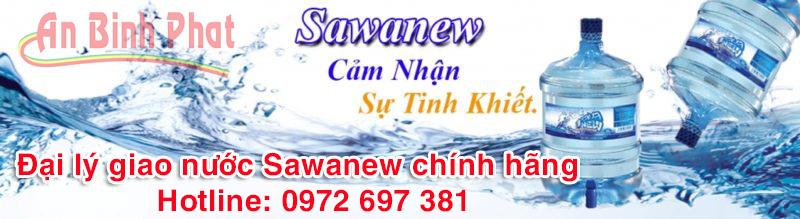 đại lý nước sawanew