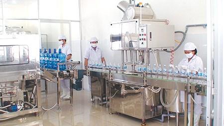 sản xuất nước sawanew