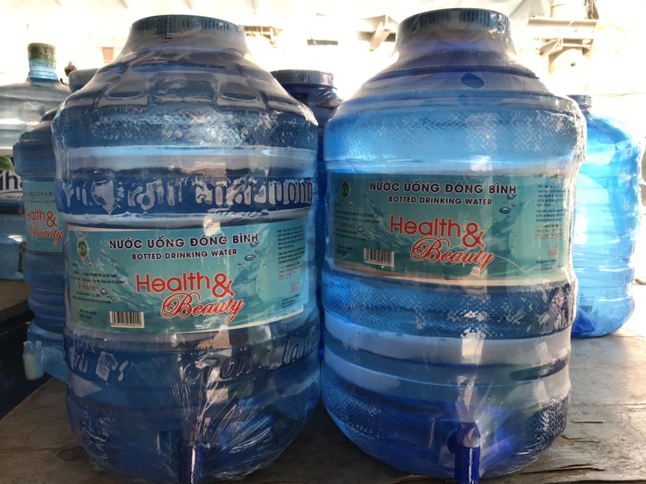nước tinh khiết giá rẻ