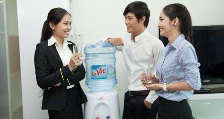 cung cấp nước uống cho văn phòng