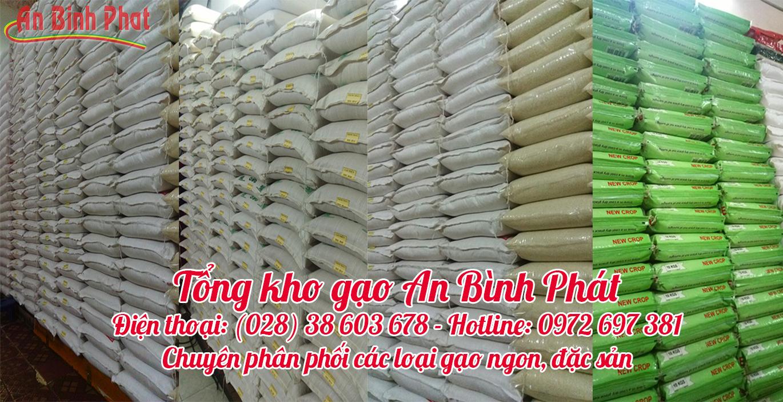 tổng kho gạo An bình Phát