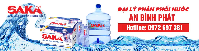banner nước Saka