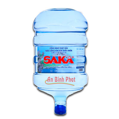 nước saka 19l