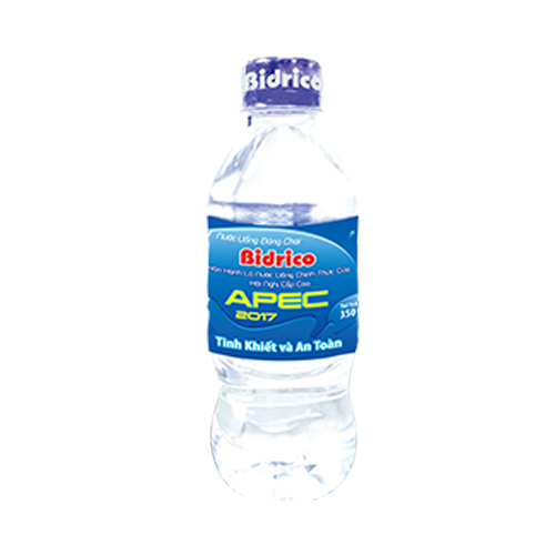 nước suối bidrico