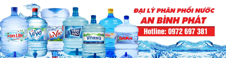 đại lý nước uống an bình phát