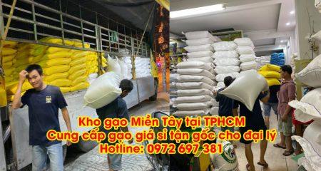 Kho gạo Miền Tây tại TPHCM