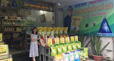 cửa hàng gạo sạch TPHCM An Bình Phát